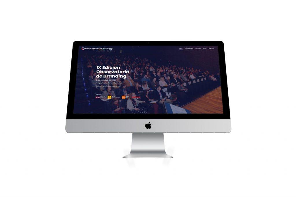 WEB OBSERVATORIO DE BRANDING DOGMA DISEÑO